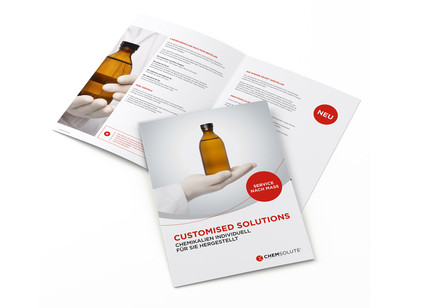 Customised Solutions von CHEMSOLUTE®
